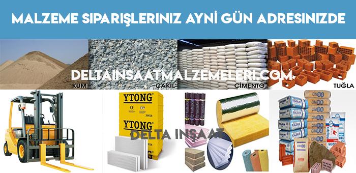 istanbul inşaat malzemeleri
